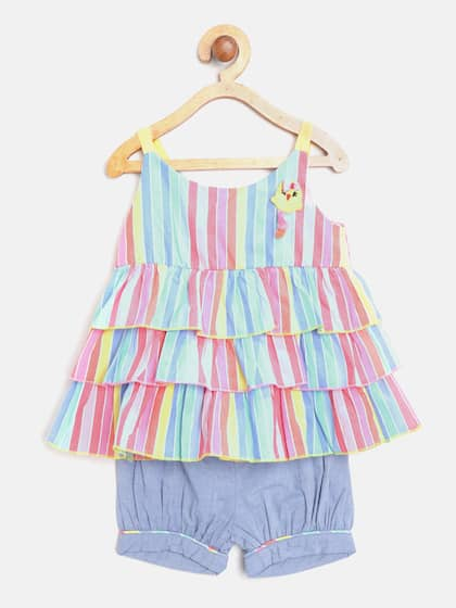 0ac2eb985dc Kids Dresses - Buy Kids Clothing Online in India
