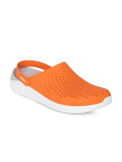 caaff91fa7eb6b Crocs Men Footwear - Buy Crocs Shoes and Sandals For Men Online in India