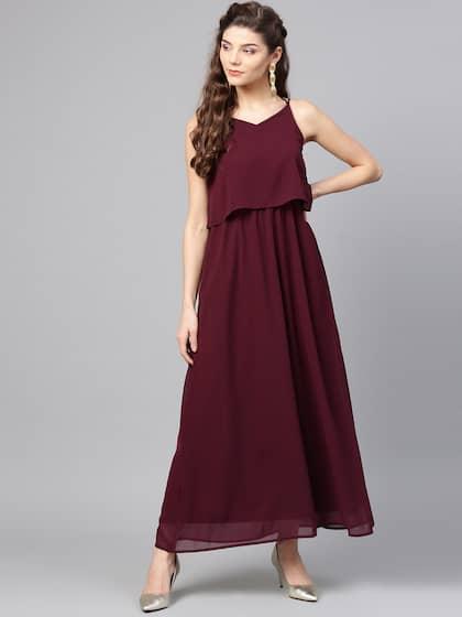 35c9f7dcf1362 Maxi Dress - Buy Maxi Dress online in India