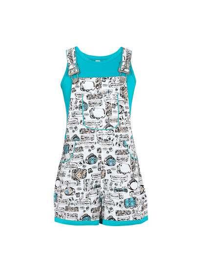 b609f88dd32f Girls Dungarees - Buy Girls Dungarees online in India