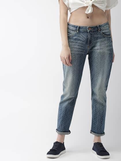 a928971e174 Boyfriend Fit Jeans - Buy Boyfriend Fit Jeans online in India