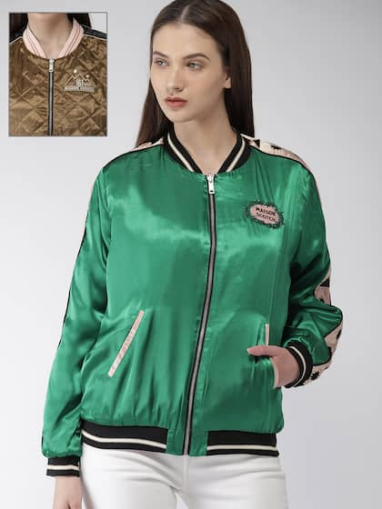 2cc30149a Bomber Jacket - Buy Bomber Jacket online in India