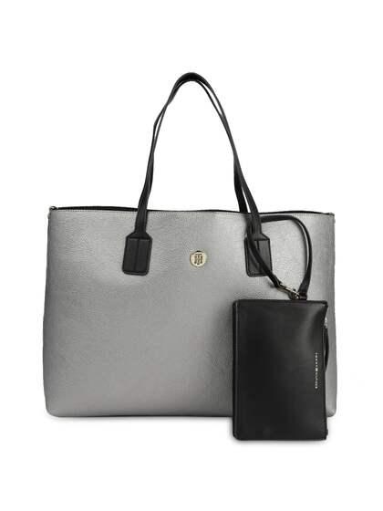 ef915294324f Women Silver Handbags - Buy Women Silver Handbags online in India