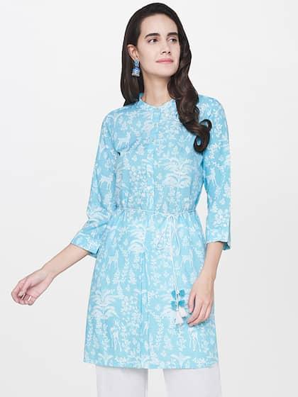 a147572df20 Global Desi Tunics - Buy Global Desi Tunics Online in India