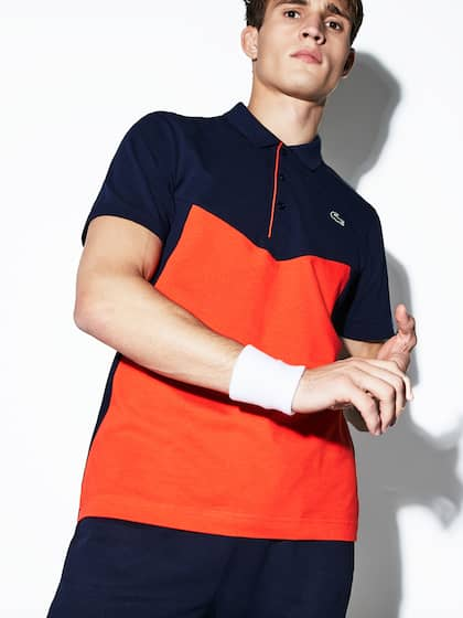 edc79b48 Lacoste T-Shirts - Buy T Shirt from Lacoste Online Store | Myntra