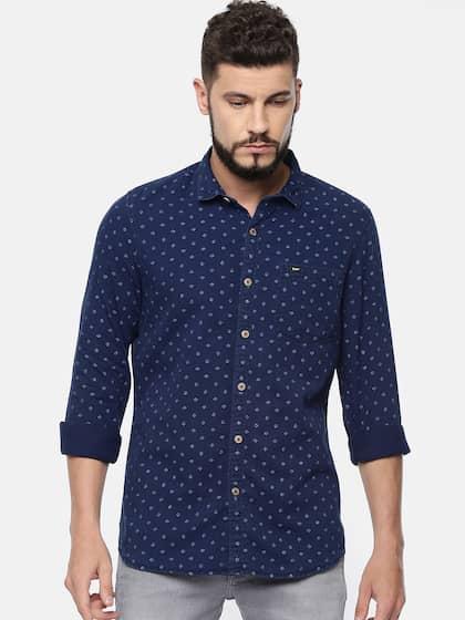 c42538959235a4 Lee Shirts - Buy Lee Shirts for Men & Women Online | Myntra