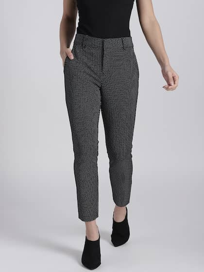 8141c31b999 Ankle Trousers - Buy Ankle Trousers online in India