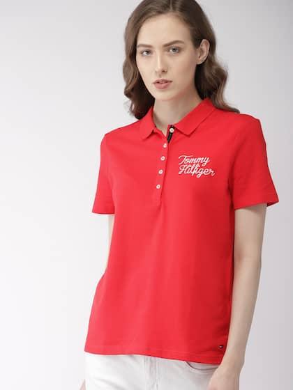 f07efc9b8b86e Women Tommy Hilfiger Tshirts - Buy Women Tommy Hilfiger Tshirts ...