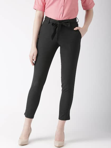 1c4adbb176c265 Women's Trousers - Shop Online for Ladies Pants & Trousers in India ...