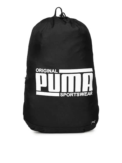 776ab3a71e Puma. Unisex Brand Logo Backpack. Sizes  Onesize