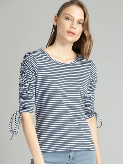 13d096b2e2d Long Sleeve Tops - Buy Long Sleeve Tops online in India