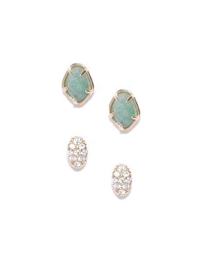 bb3e8a343 Stud Earrings - Buy Stud Earring Online in India | Myntra