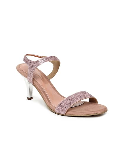 Shimmer Heels - Buy Shimmer Heels online in India 2bb3134da769