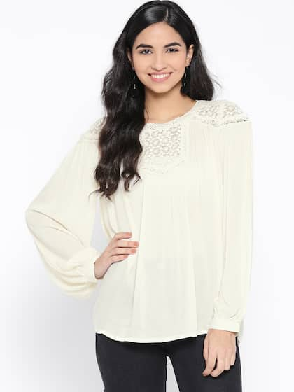 df064fdb38d95 Crochet Tops - Buy Crochet Tops online in India