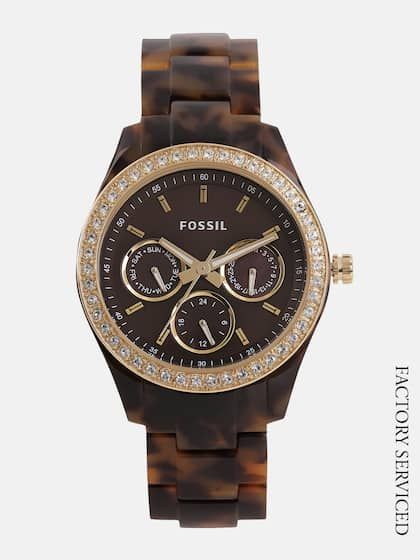 Fossil Women Brown Factory Serviced Analogue Watch ES2795I ddb6f145125f