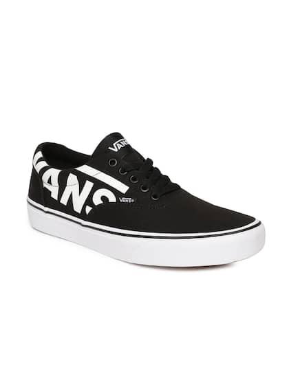 Vans. Men Printed Sneakers cdbc3dfac470