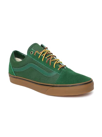 58c4eb4cfcb Vans. Unisex Solid Leather Sneakers