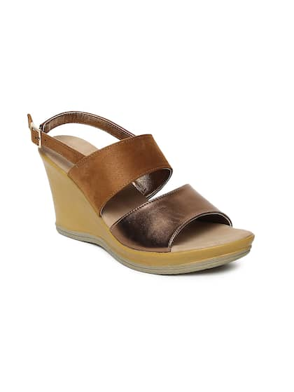 52ce306e8bbd Womens Wedges - Buy Wedges for Women Online at Best Price