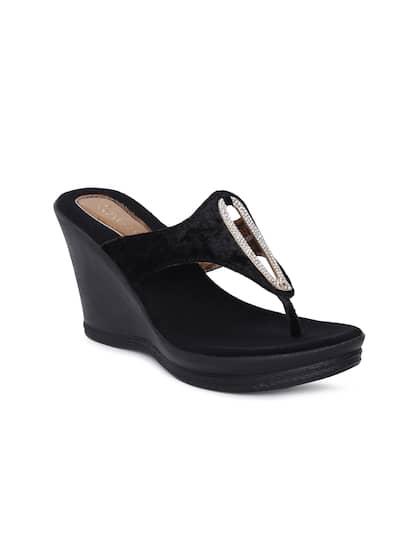 ca4696a75028 Catwalk. Women Embellished Sandals