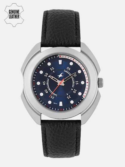 7668e2131 Leather Watch - Buy Leather Strap Watches Online | Myntra