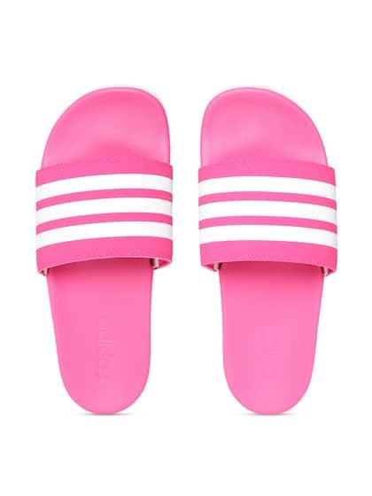lowest price c410f b94cf ADIDAS. Women Adilette Comfort Sliders