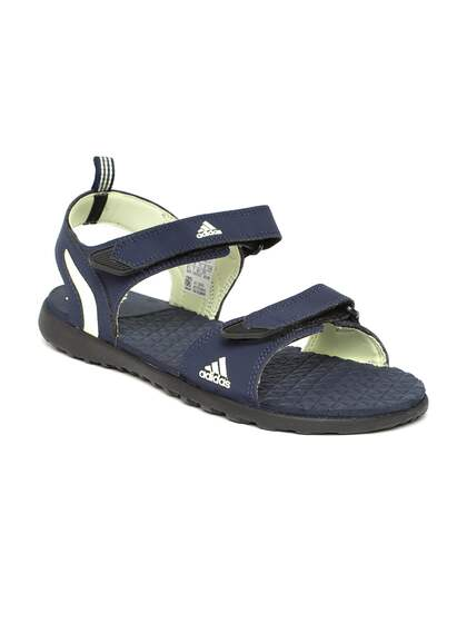 e5a42c28566a ADIDAS Women Navy Blue MOBE Sports Sandals