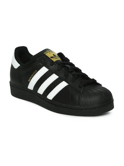 867c7fc54855 Adidas Superstar Black - Buy Adidas Superstar Black online in India