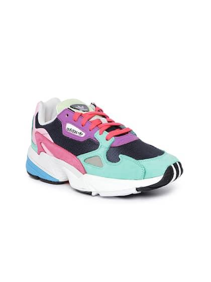 pretty nice a286f 044f6 ADIDAS Originals. Women Falcon Sneakers