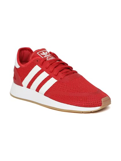 38038ec1a490e Red Sneakers - Buy Red Sneakers online in India