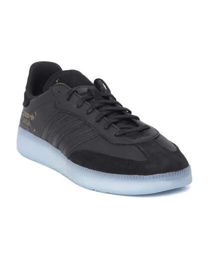 promo code 5a0a0 da0de ADIDAS Originals. Men Samba RM Leather Sneakers