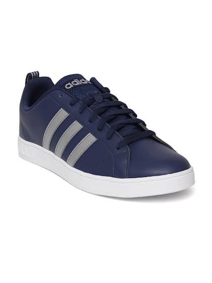 newest 99b0c 1f002 Adidas Men Navy Blue Blue White Shoes - Buy Adidas Men Navy Blue ...