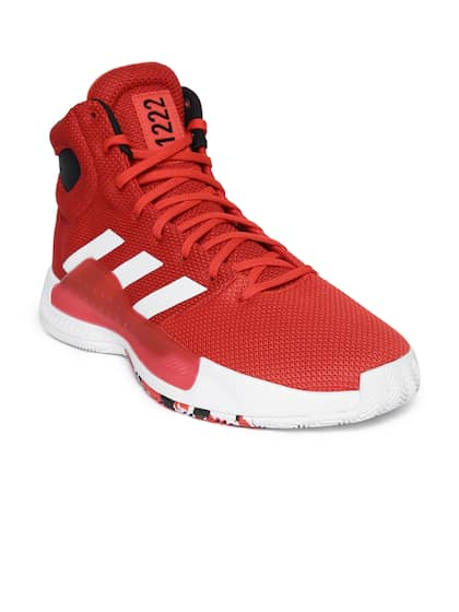 purchase cheap 792d9 43daf Basket Ball Shoes - Buy Basket Ball Shoes Online   Myntra