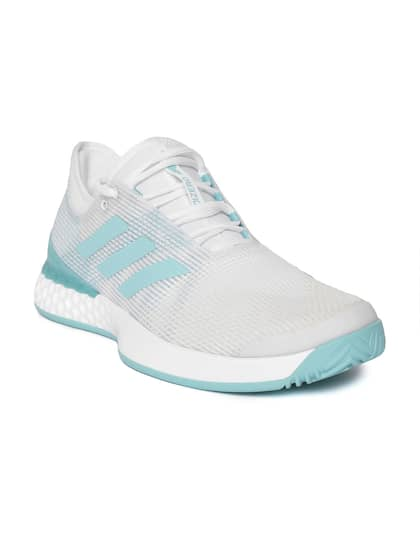 brand new 877b2 bc3f7 Adidas White Shoes - Buy Adidas White Shoes Online in India