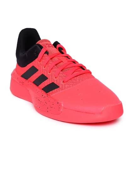 43020bd52a Basket Ball Shoes - Buy Basket Ball Shoes Online | Myntra