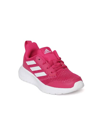 a43512ffed95 Adidas Pink Shoes - Buy Adidas Pink Shoes online in India