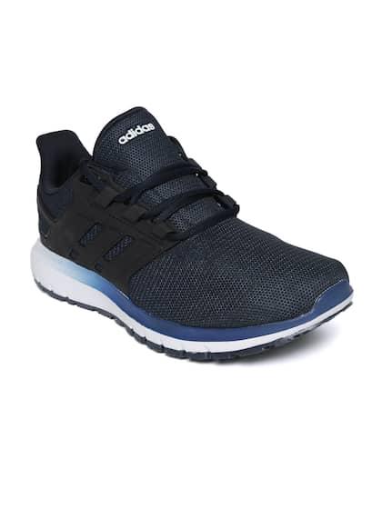hot sale online b1eca 4a4b0 ADIDAS Men Navy Blue Energy Cloud 2 Running Shoes