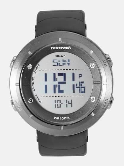 6b53e9d3a Digital Watches - Buy Digital Watches Online in India