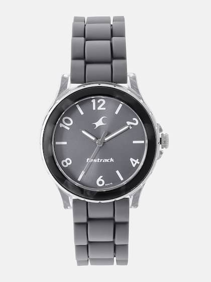 de51c2a55a2 Fastrack Women Charcoal Grey Analogue Watch 68009PP10 OR2