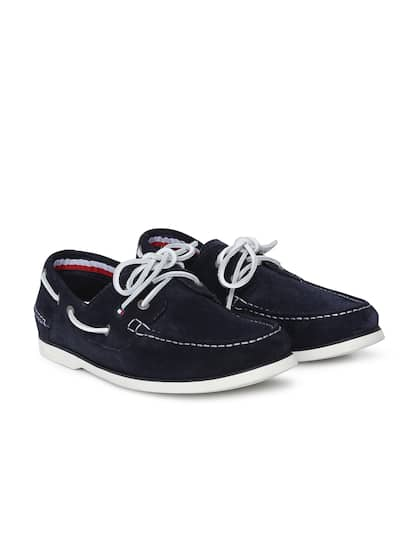 46f57e90b Tommy Hilfiger Suede Shoes - Buy Tommy Hilfiger Suede Shoes online ...