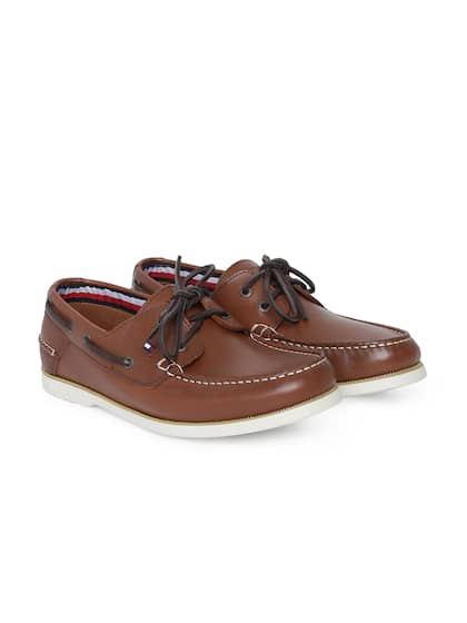 e4937c761ddf4e Tommy Hilfiger. Men Boat Shoes