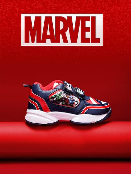 49b704546eb12 Marvel Casual Shoes - Buy Marvel Casual Shoes Online in India