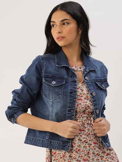 13e97b6e21811 Denim Jacket - Buy Denim Jacket Online - Myntra