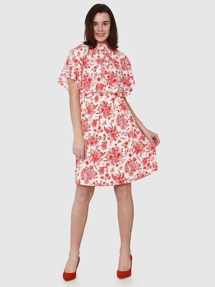 12bc2512363e91 Vero Moda Dresses - Buy Vero Moda Dress Online in India |Myntra