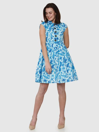 fbea7e26e8b460 Vero Moda Dresses - Buy Vero Moda Dress Online in India |Myntra