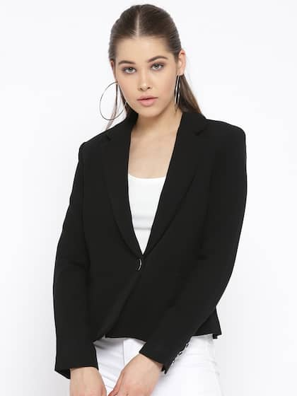 bbaf67c7736 Women Blazers Online - Buy Blazers for Women in India