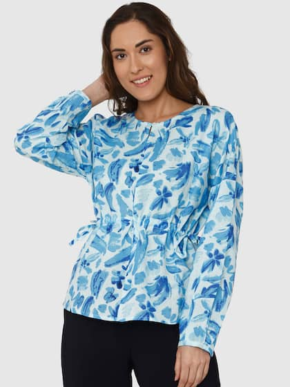 e5ef6ab0297 Womens Tops - Buy Womens Tops online in India