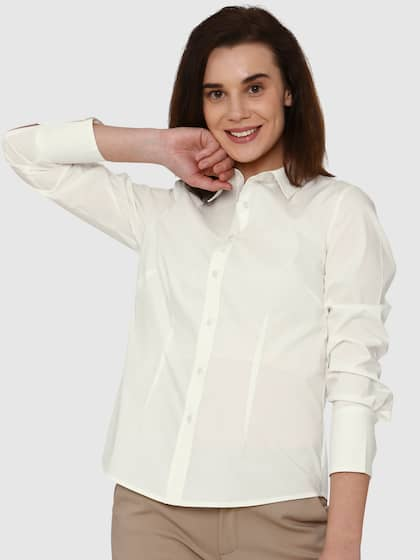 a605a496cfd6 White Shirt For Women Jumpsuit - Buy White Shirt For Women Jumpsuit ...