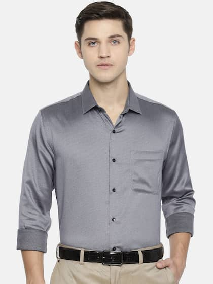 e0915c346f Van Heusen Formal Shirts - Buy Van Heusen Formal Shirt Online