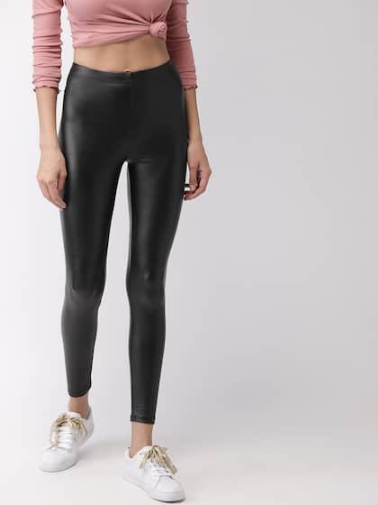 717ec4df528 Ankle Length Leggings - Buy Ankle Length Leggings Online For Women ...