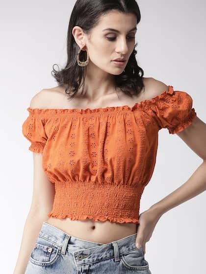 d07d79928e05f Women Tops Tshirts Tops - Buy Women Tops Tshirts Tops online in India